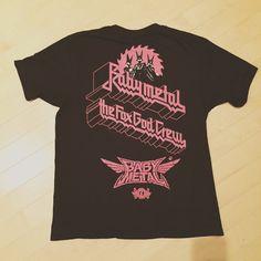 BABYMETAL WORLD TOUR 2015 ~巨大天下一メタル武道会~@幕張メッセ 無事終了DEATH