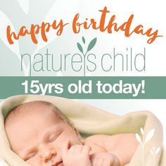 1 July, 2015...we started 15yrs ago today. WOW!! Organic Baby, Children, Kids, Child, Babys, Babies