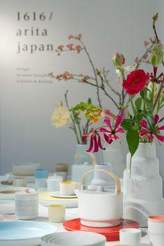Colour Porcelain by Scholten & Baijings  for 1616 Arita Japan