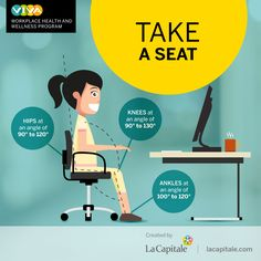Whether you're working or relaxing, a poor seated posture can intensify certain discomforts. It doesn't matter where you are – at work, at the table, on the bus – here are a few general recommendations to keep in mind.