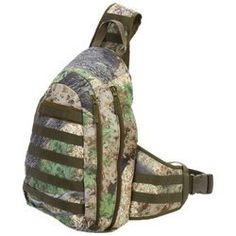 """Extreme Pak Invisible® Camo 19"""" Shoulder Pack with Waist Belt , INVISIBLE CAMO SHOULDER PACK"""