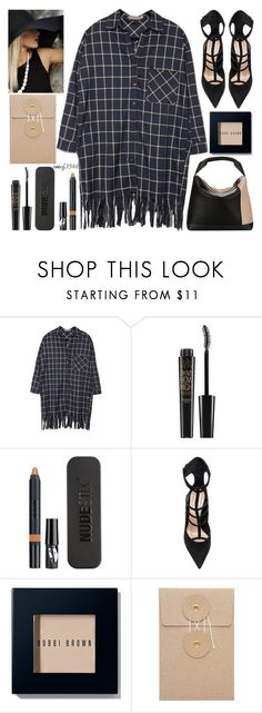 """""""Beauty, Bombshell n Bangs"""" by emcf3548 ❤ liked on Polyvore featuring Butter London, Nudestix, Barbara Bui, Bobbi Brown Cosmetics, Marni and Sergio Rossi"""
