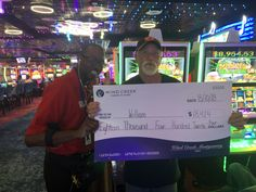 The monkeys were at it again! Congratulations to William on finding his #winningmoment of $18,424 today! #BigJackpotAlert Jackpot Winners, Monkeys, Congratulations, Dating, Rompers, Quotes, Monkey, At Sign