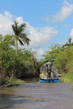 Airboot #Everglades