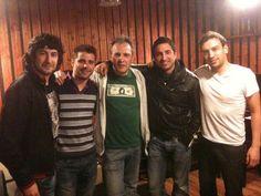 """Con mis amigos de La Musicalite, cantando """"Mala Sangre"""""""