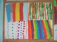 Le Forum de la Maternelle :: lignes verticales Petite Section, Preschool Kindergarten, Craft Activities For Kids, Fine Motor Skills, Projects To Try, Crafts, Kids Fun, Geometric Fashion, Preschools
