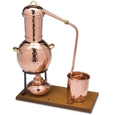 The Copper Alembic  - I want to make my own hydrosols and essential oils!