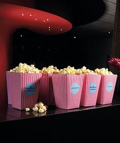 Popcorn Cartons - Novelty Favor Boxes ideal for engagement parties, $8.38 (http://event.thingsfestive.com/popcorn-cartons-novelty-favor-boxes/)  #engagementpartyfavors #engagementparty #engagement