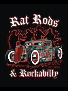 Rat Rods & Rockabilly
