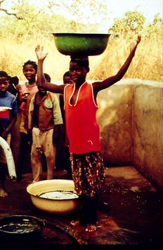 Village well Ivory Coast