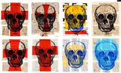 Skull Style: Art, design, & fashion
