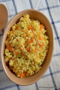 Cuscus cu legume - tarhana sau paste marunte | Savori Urbane Healthy Eating Recipes, Baby Food Recipes, Vegetarian Recipes, Cooking Recipes, Cold Vegetable Salads, Cooking For A Crowd, Romanian Food, Carne, Food Porn