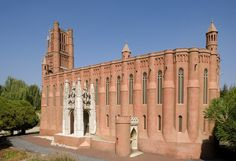 Catedral de Santa Cecilia, Albi, región de Mediodía-Pirineos, Francia