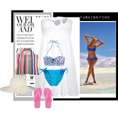 """Summer!"" by nisaninna on Polyvore"