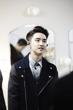 Calm down people. The reason why the stylist will not repeat this hair style for D.O is because A LOT OF US WILL DIE.