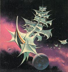 Kickass space ship