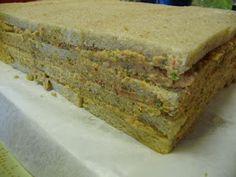 Kala, Cornbread, Banana Bread, Sandwiches, Food And Drink, Ethnic Recipes, Desserts, Iso, Millet Bread