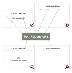 Text Placeholders