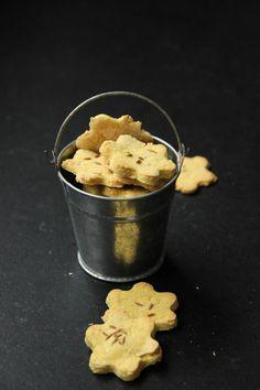 Biscuits salés vegan sans oeufs sans gluten sans lait