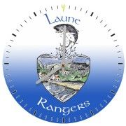 @LauneRangers Laune Rangers Round Metal Clock Metal Clock, Ranger, Christmas Bulbs, Club, Holiday Decor, Shop, Christmas Light Bulbs, Store