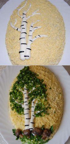 Salad Birch |