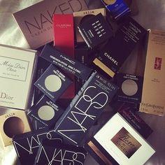 Nars, Urban Decay, Makeup