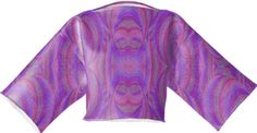 Block top in a dance of pink from Print All Over Me