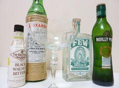 Martini supplies....