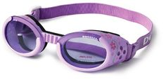 Doggles ILS Extra Small Lilac Flower Frame with Purple Lens Dog Goggles >>> Details can be found by clicking on the image. (This is an affiliate link and I receive a commission for the sales) #Dogs