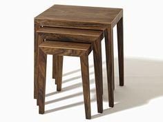 Tavolino basso impilabile THEO | Tavolino - sixay furniture