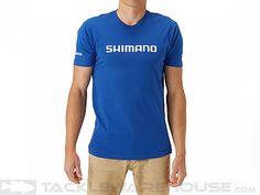 Shimano Short Sleeve Tee Shirt - Tackle Warehouse