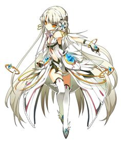 Elsword Eve, Elsword Anime, Manga Art, Manga Anime, Anime Art, Fantasy Character Design, Best Waifu, Beautiful Artwork, Fantasy Characters