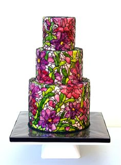 CAKES | Queen of Hearts Couture Cakes | World renowned…Multi Award Winning Masters of BUTTERCREAM Art!