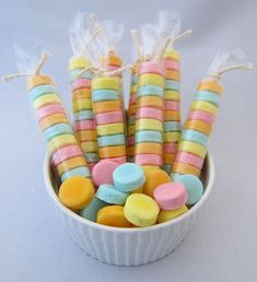 Homemade Sweet Tarts Recipe for Homemade Sweet Tarts - Sweet and sour all wrapped up in one tiny magnificent bite! That would be my definition of homemade sweet tarts and making them was so much easier than I ever imagined. Homemade Sweets, Homemade Candies, Homemade Candy Recipes, Hard Candy Recipes, Homemade Recipe, Recipe Recipe, Tart Recipes, Sweet Recipes, Fudge Recipes