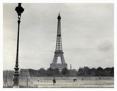 vintage everyday: 14 Amazing Found Snapshots of Paris in the 1920s