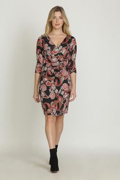 Wrap Dress, Fall, Casual, Collection, Dresses, Fashion, Autumn, Vestidos, Moda