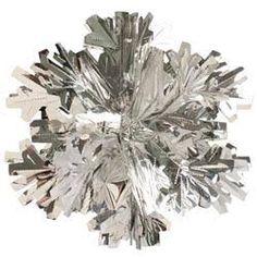 silver snowflakes - Google Search