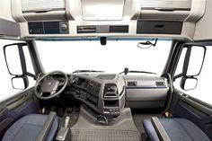 Interior Volvo FH