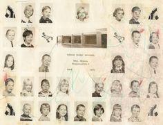 Ms. Boebel Kindergarten Class at Kings Road Elementary 1970