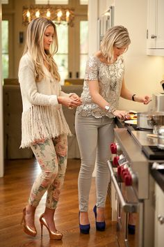 Love the outfit on the right fashion: pants