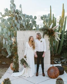 CACTUS COUNTRY ✨🌵we are beyond excited to see this magical collaborative shoot has been featured on @whitemagazine's latest blog! Captured…