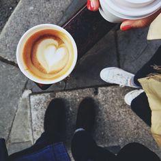 macchiato & cappuccino from Workshope Coffee Co.
