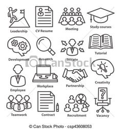 Vector - Business management icons in line style. Pack 20. - stock illustration, royalty free illustrations, stock clip art icon, stock clipart icons, logo, line art, EPS picture, pictures, graphic, graphics, drawing, drawings, vector image, artwork, EPS vector art