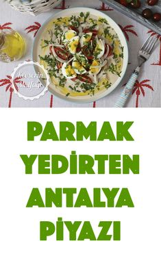 Tadına Doyum Olmuyor - Videolu Tarif - World Food & Recipes Appetizer Salads, Appetizers, Salad Recipes, Snack Recipes, Pasta, Albondigas, Diy Food, Food And Drink, Veggies