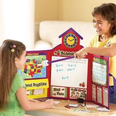Pretend & Play® School Set Available with S&S Worldwide