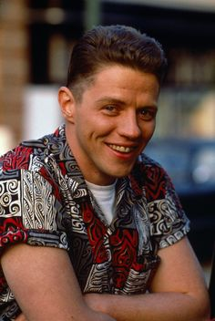 Thomas Wilson as Biff Tannen in Back to the Future (1985).