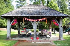 I love the baby shower in the park idea! I've always wanted mine outdoors! I have a park in mind in gallatin next to the water and it's beautiful!!