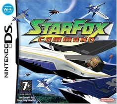Star Fox Command is a shoot 'em up video game for Nintendo DS. This game developed by Q-Games and published by Nintendo. Nds Rom are playable on PC with Wi Fi, Ds Games, Games To Play, Playstation, Handheld Video Games, Funny Songs, Nintendo 2ds, Star Fox, Family Game Night