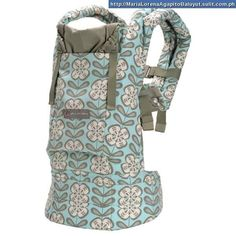 Baby Carrier - Designer Collection PPB `Peaceful Portofino`