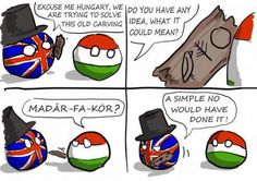 Hungary is the best!